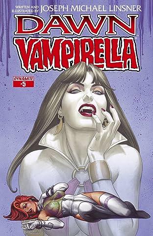 Dawn/Vampirella #5: Digital Exclusive Edition