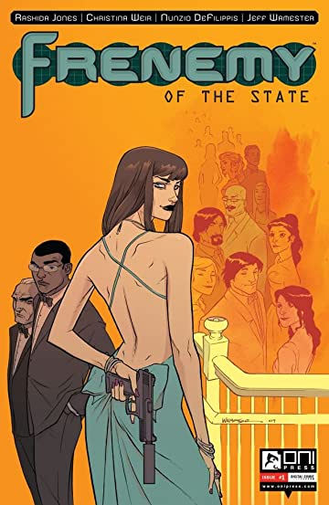 Frenemy of the State #1 (of 5)