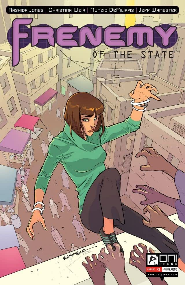 Frenemy of the State #2 (of 5)