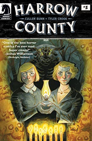 Harrow County No.5