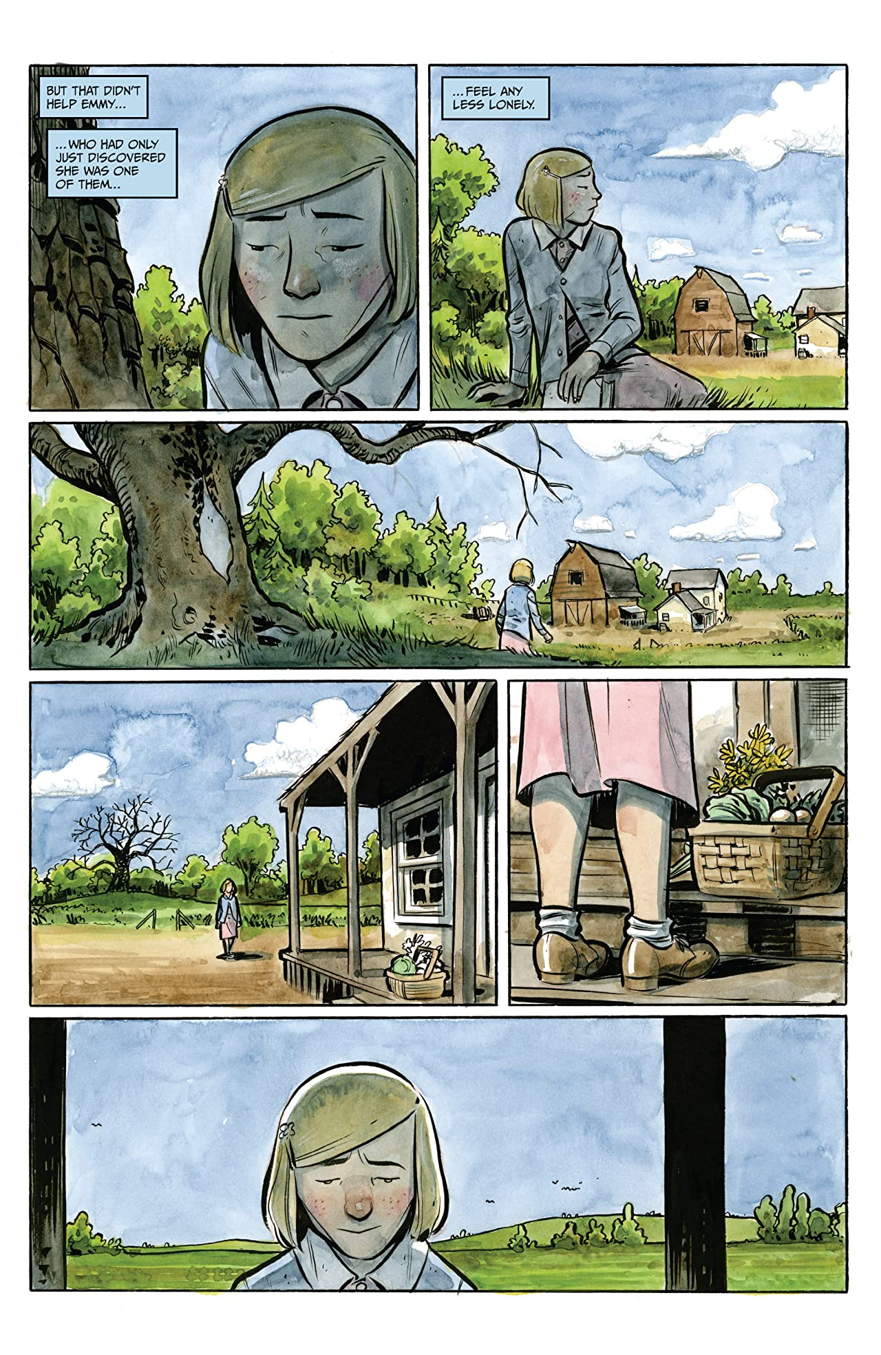 Harrow County #5