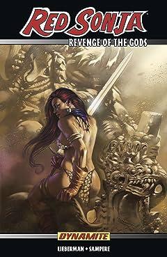 Red Sonja: Revenge of the Gods