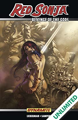 Red Sonja: Revenge of the Gods