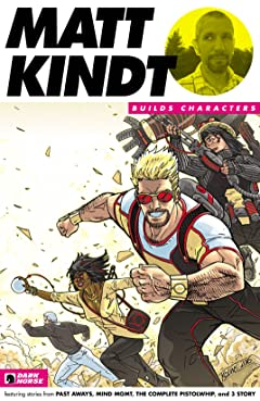 Matt Kindt Builds Characters Sampler #1
