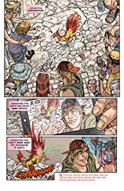 Matt Kindt Builds Characters Sampler #1
