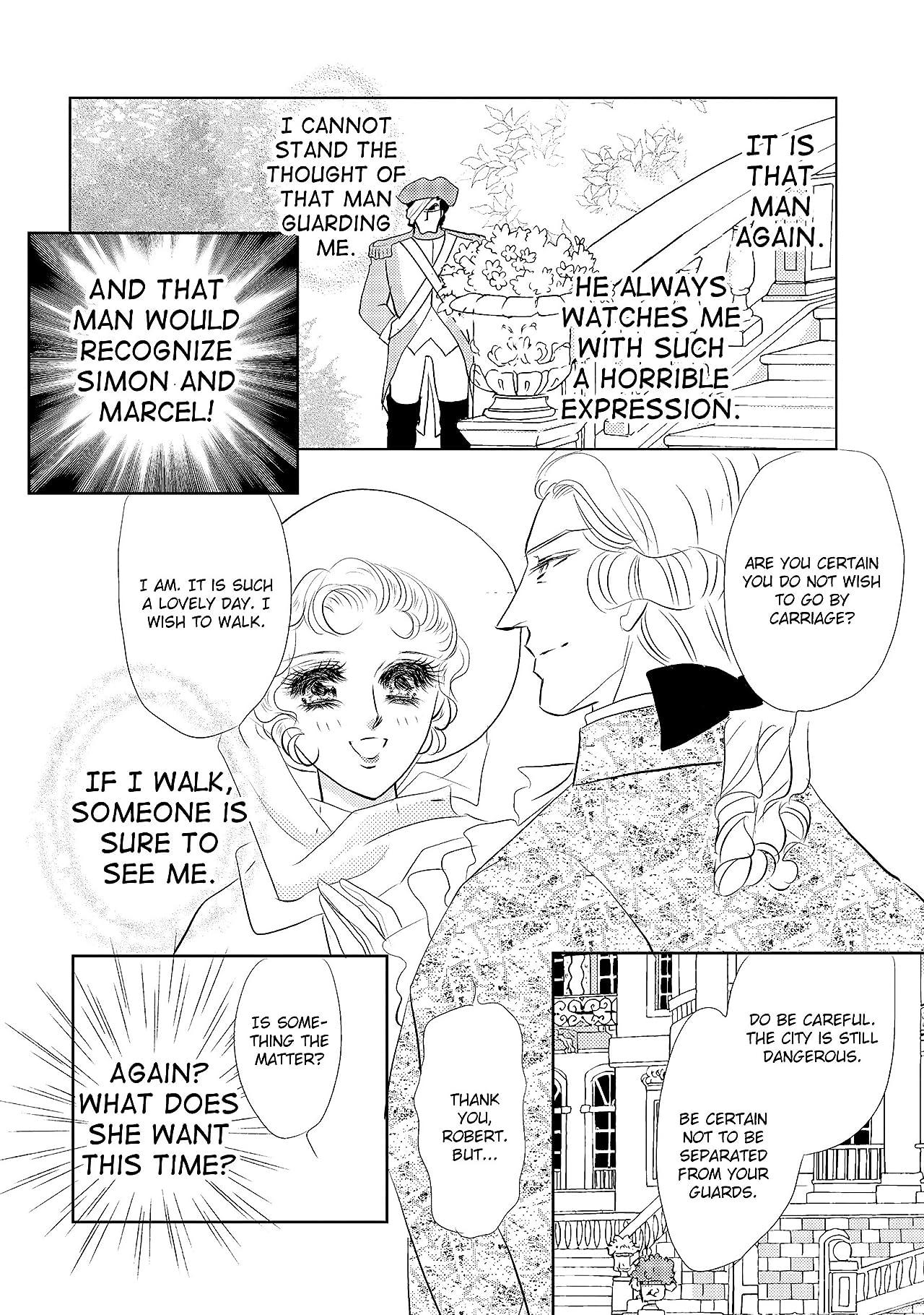 Her Gentleman Protector Vol. 2