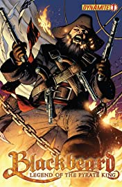 Blackbeard: Legend of the Pyrate King #1