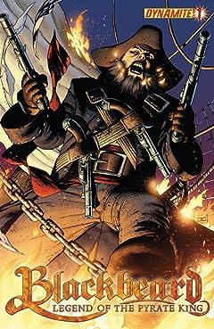 Blackbeard: Legend of the Pyrate King #1