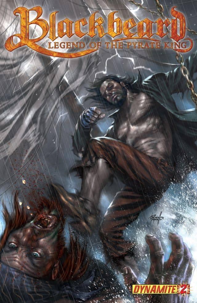 Blackbeard: Legend of the Pyrate King #2
