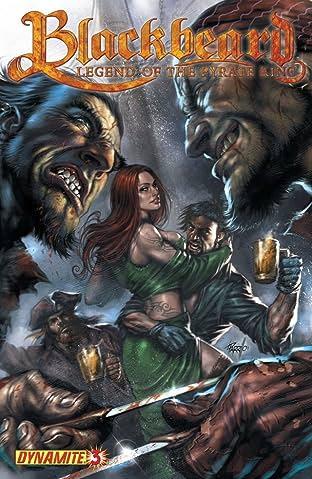 Blackbeard: Legend of the Pyrate King #3