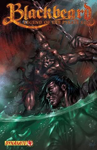 Blackbeard: Legend of the Pyrate King #4