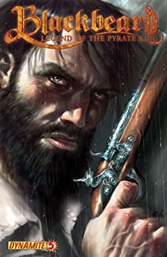 Blackbeard: Legend of the Pyrate King #5