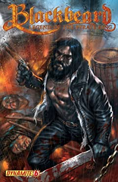 Blackbeard: Legend of the Pyrate King #6