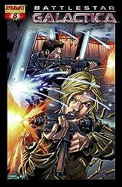 Battlestar Galactica #8