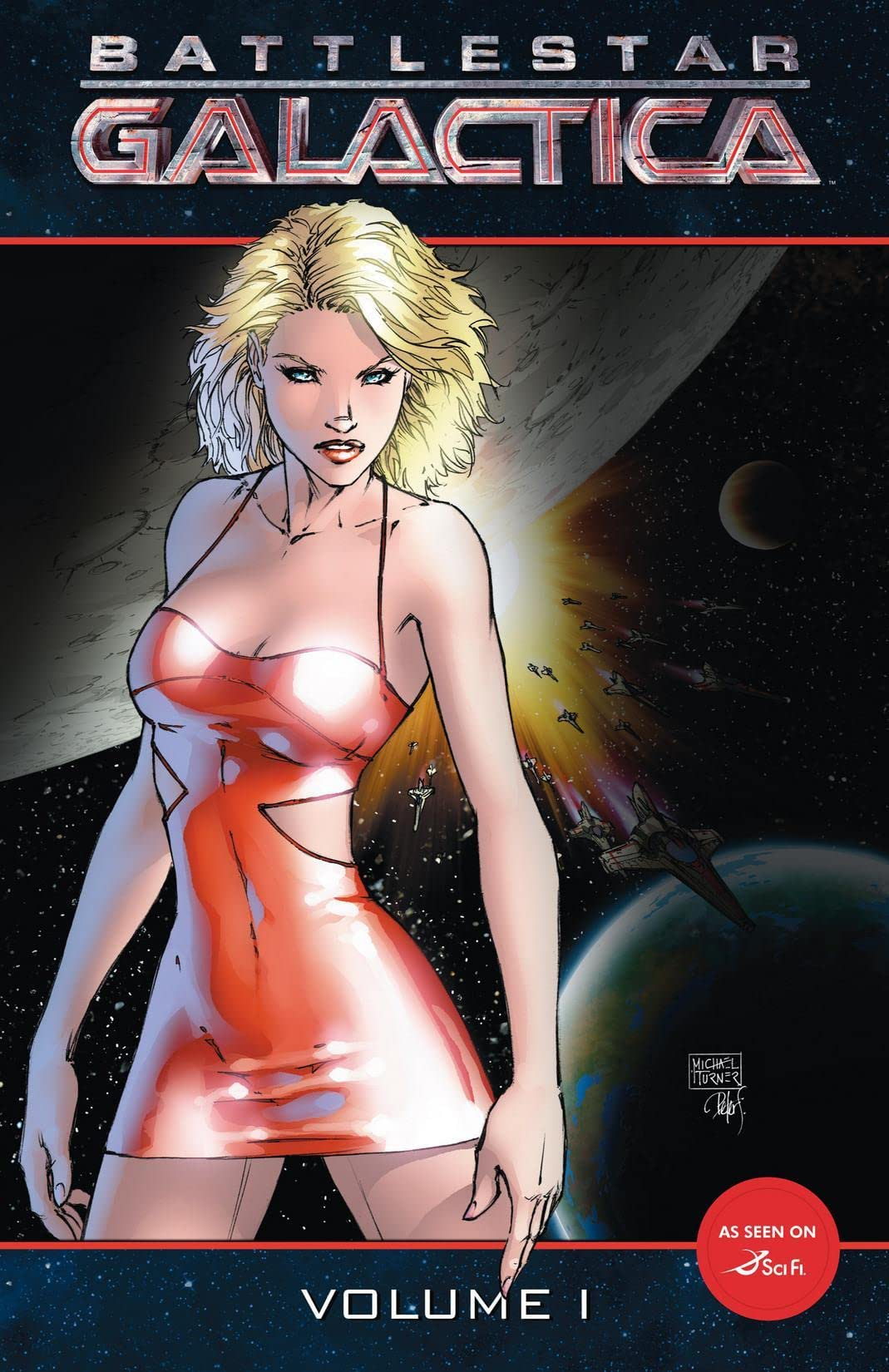 Battlestar Galactica Tome 1