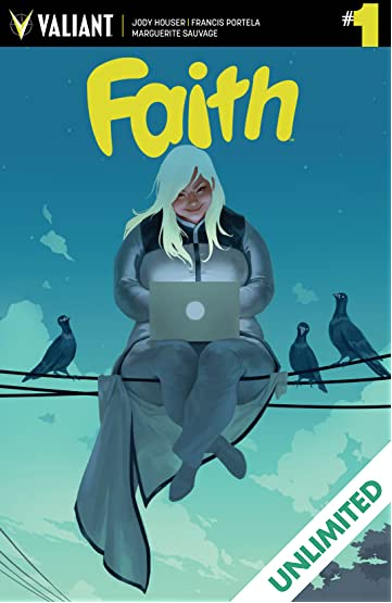 Faith #1: Digital Exclusives Edition