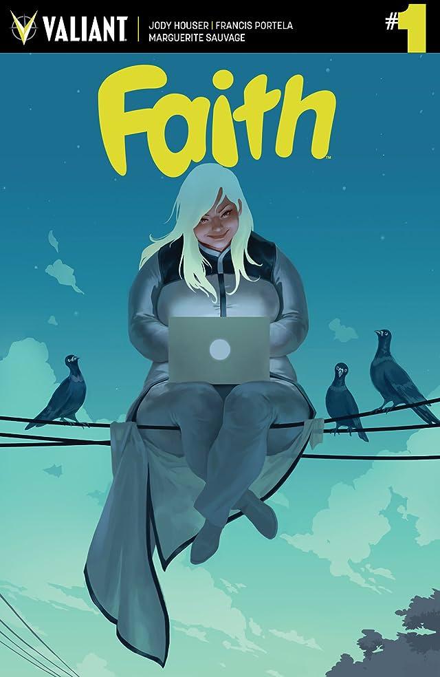 Faith #1: Digital Exclusive Edition