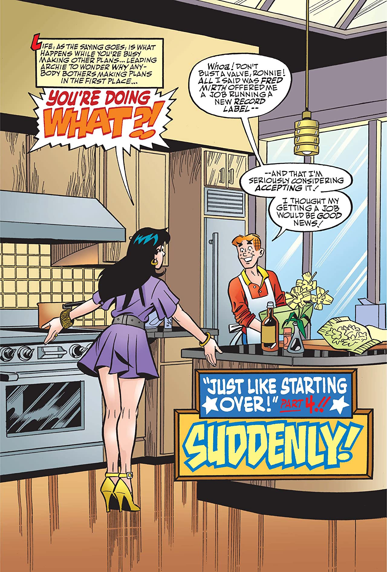 Archie Marries Veronica #22