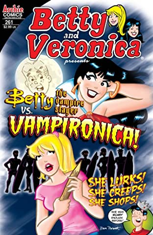Betty & Veronica #261