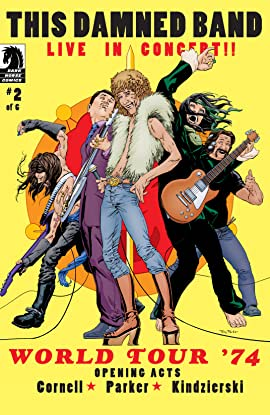 This Damned Band #2