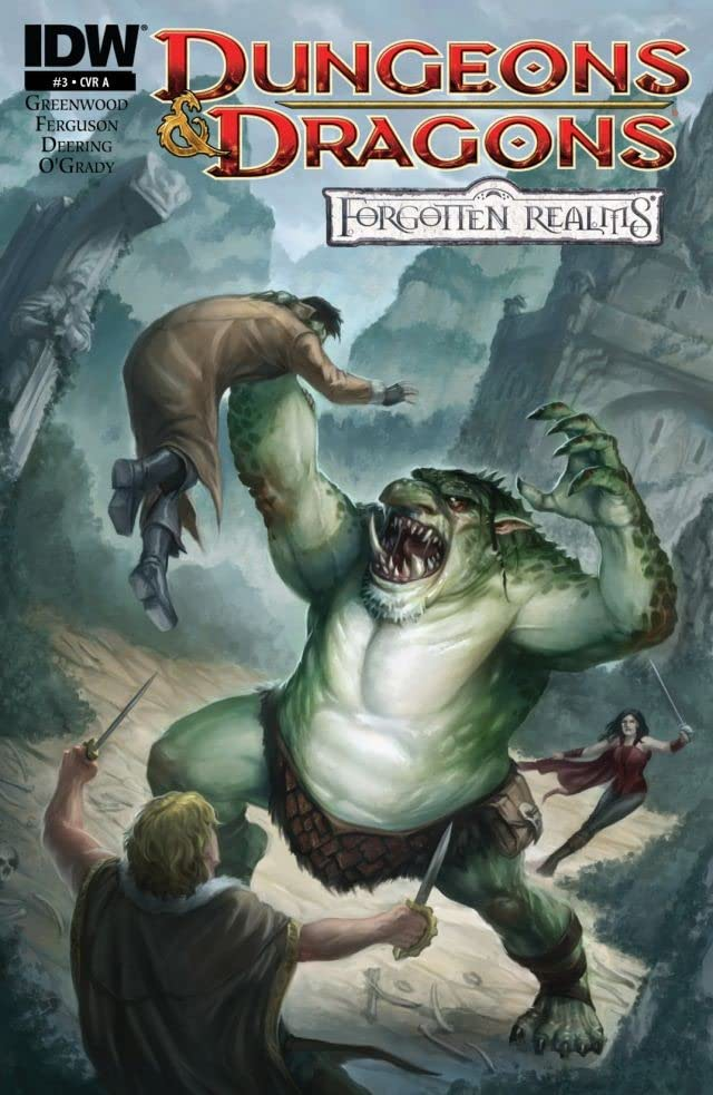 Dungeons & Dragons: Forgotten Realms #3