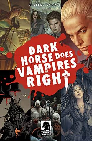 Dark Horse Does Vampires Right Sampler No.0
