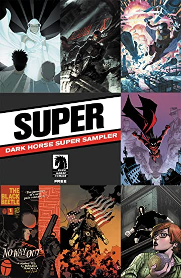 Dark Horse Super Sampler #0