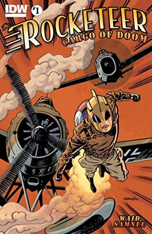 The Rocketeer: Cargo of Doom No.1 (sur 4)