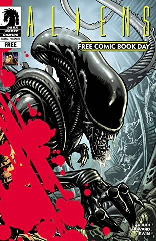 Free Comic Book Day: Aliens No.0