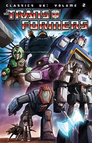 Transformers Classics: UK Vol. 2