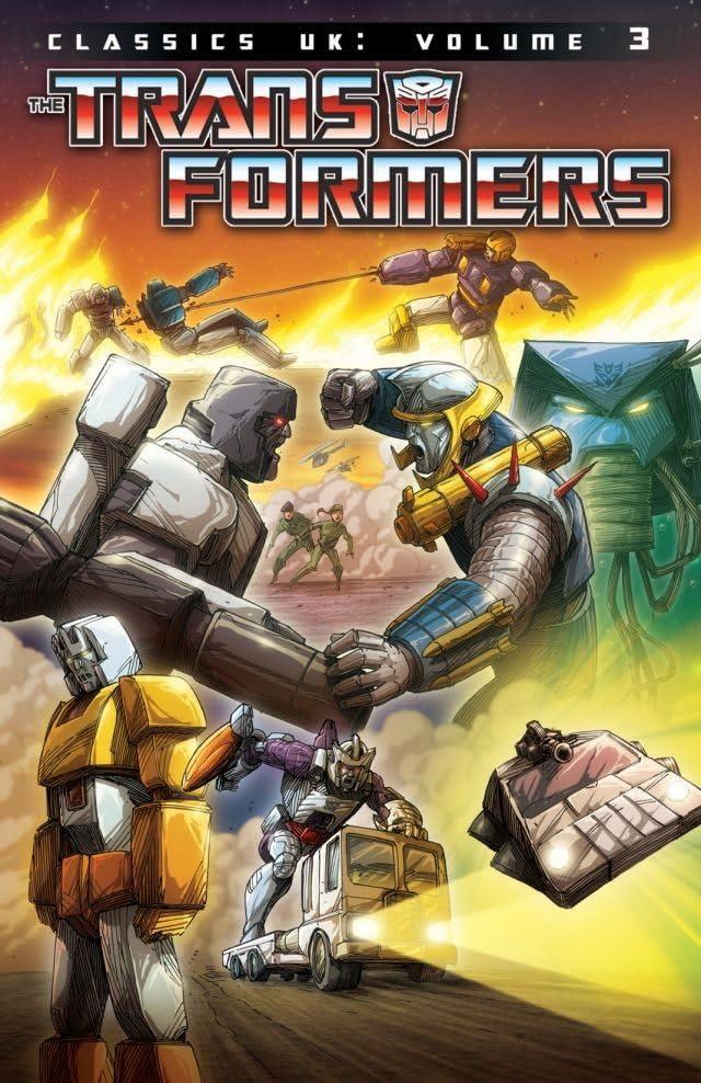 Transformers Classics: UK Vol. 3