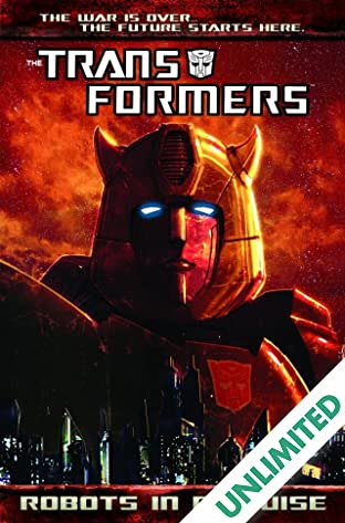 Transformers: Robots In Disguise (2011-2016) Vol. 1