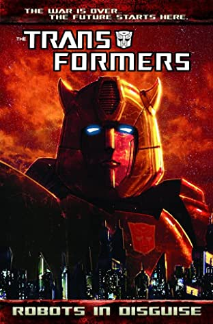 Transformers: Robots In Disguise (2011-2016) Tome 1