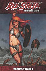 Red Sonja: She-Devil With A Sword Omnibus Vol. 3