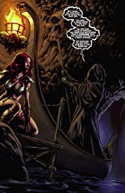 Red Sonja: She-Devil With a Sword Vol. 6: Death