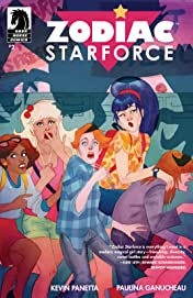 Zodiac Starforce #2