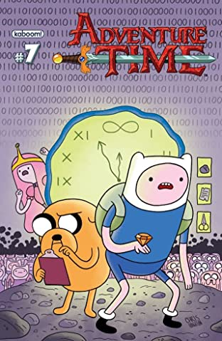 Adventure Time No.7