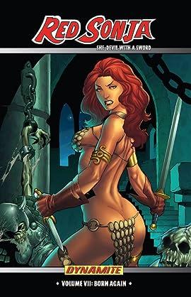 Red Sonja: She-Devil With a Sword Vol. 7: Born Again