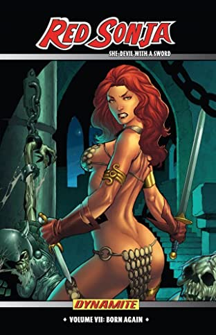 Red Sonja: She-Devil With a Sword Tome 7: Born Again