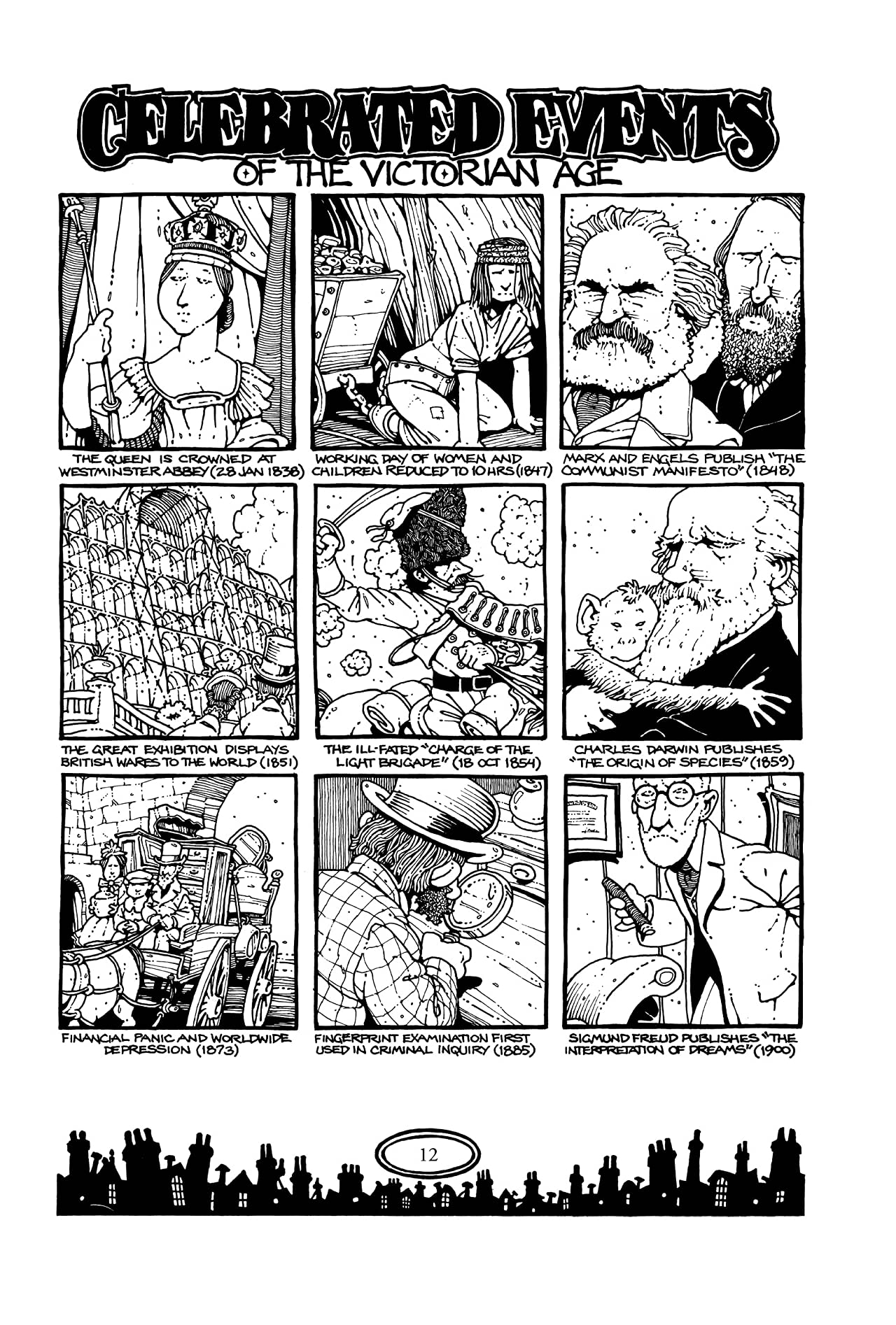 A Treasury of Victorian Murder Vol. 1: Preview