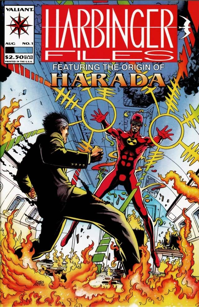 Harbinger Files (1994-1995) #1