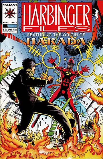 Harbinger Files (1994-1995) #1