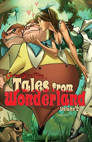 Tales From Wonderland Tome 2