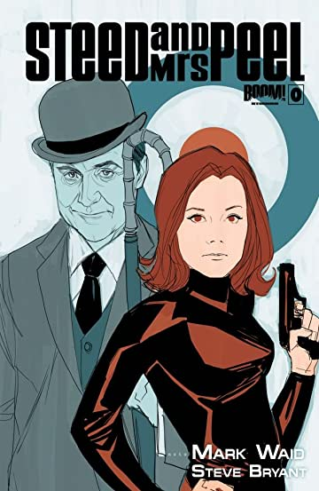 Steed and Mrs. Peel: Ongoing #0
