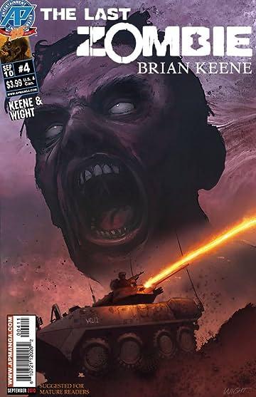 The Last Zombie #4 (of 5)