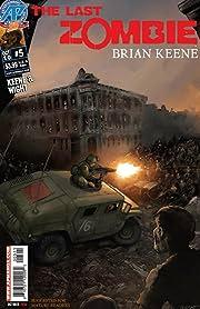 The Last Zombie #5 (of 5)