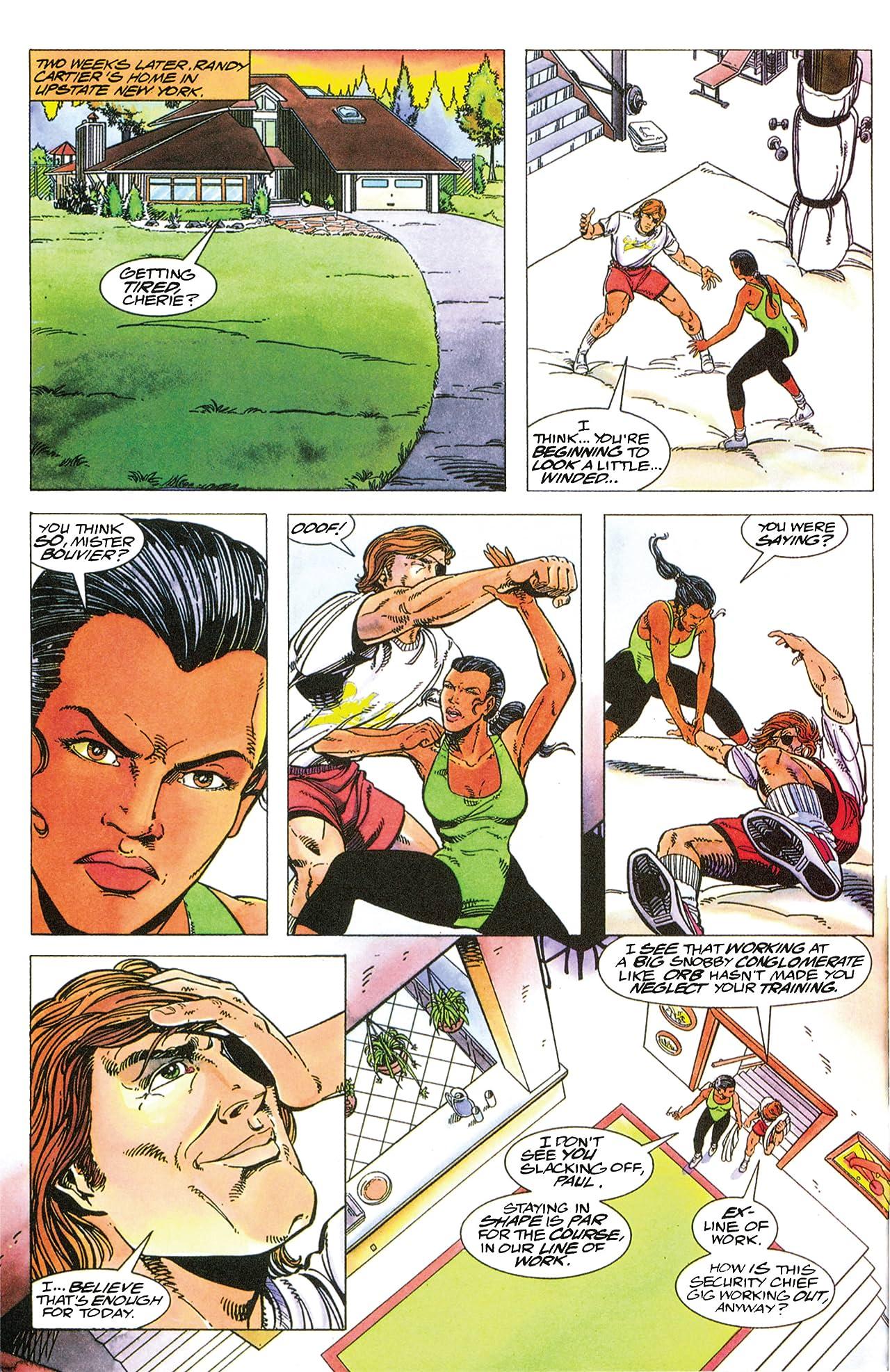 X-O Manowar (1992-1996) #18