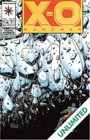 X-O Manowar (1992-1996) #19