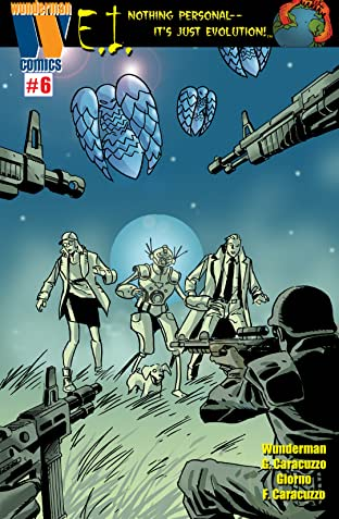 E.I. - Earth Invasion #6