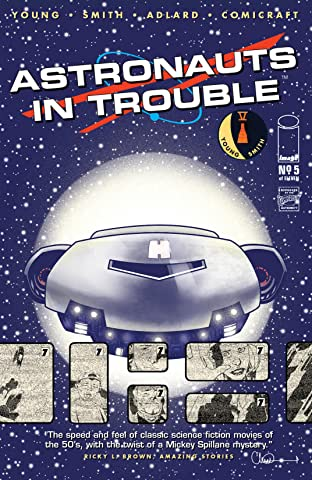 Astronauts In Trouble No.5